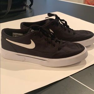 Nike Black Skater Shoes